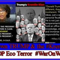 Shut down the #KremlinKlan & EcoTerror #WarOnWildlife! Share & Tweet!