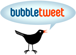 bubbletweet