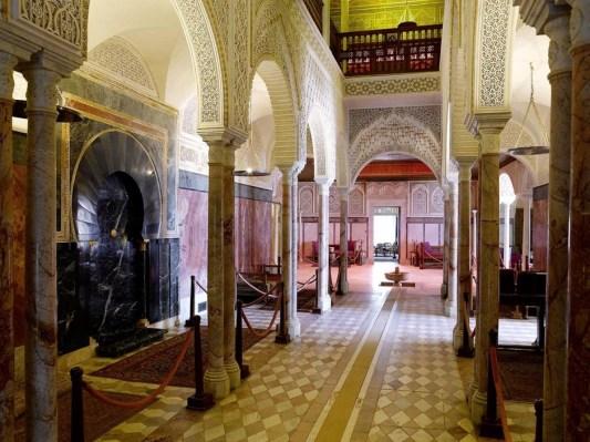 house of Baron d'Erlanger-tunisia