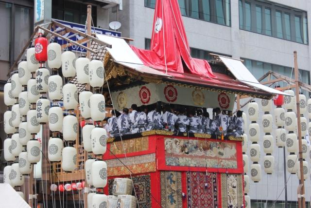 京都祇園祭 山鉾巡行 おすすめ 場所