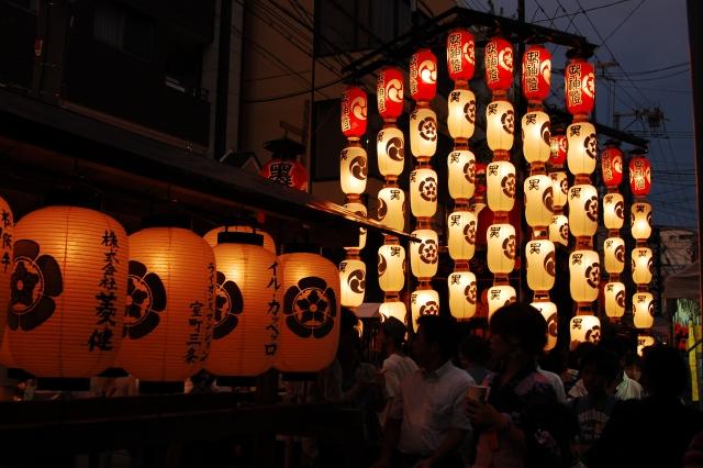 祇園祭 宵山 楽しみ方 屋台