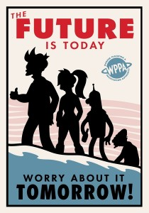 Futurama - the future is today
