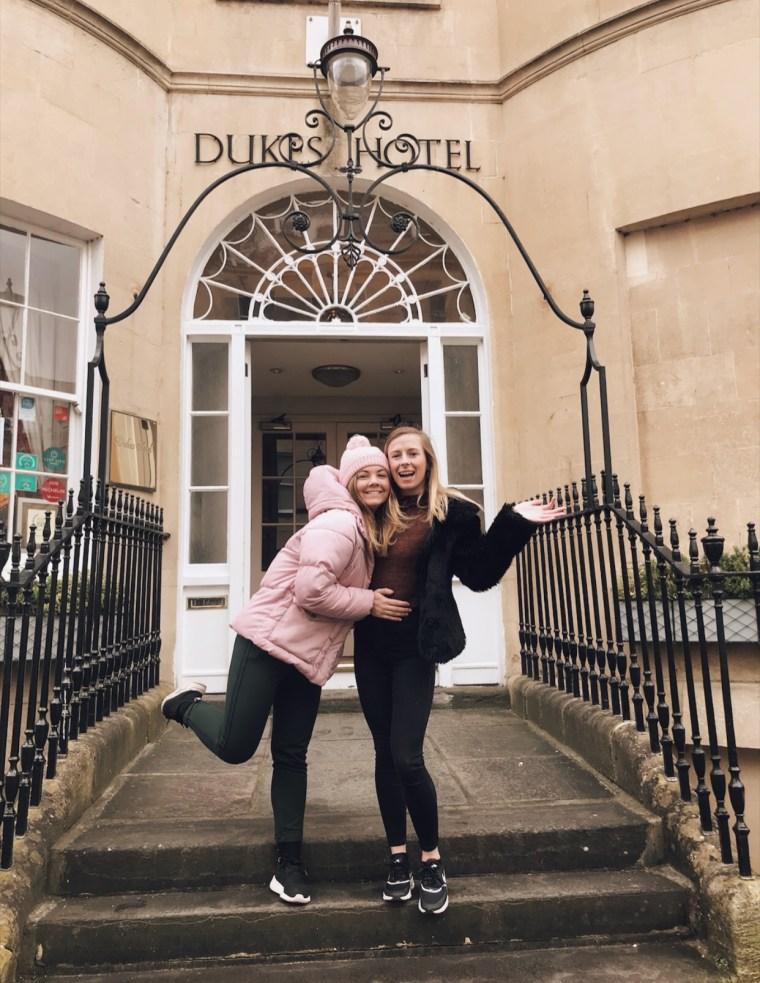 Dukes hotel bath