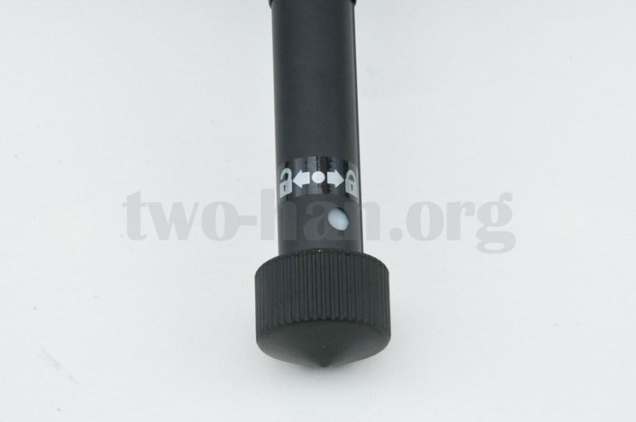 Velbon Pole Pod II/脚部
