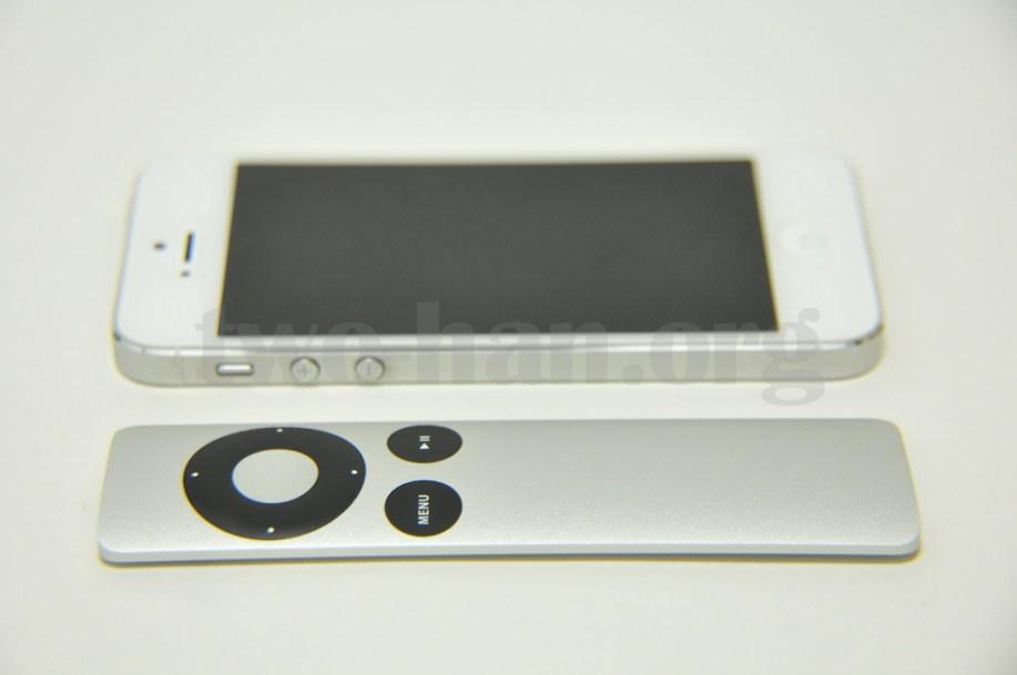 AppleTV-MD199J/リモコン1