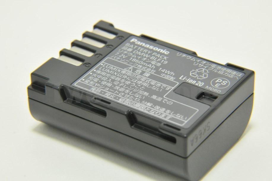 Battery_DMW-BLF19_for_DMC-GH3-11/バッテリー-2