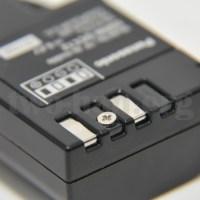 DMC-GH3を外部バッテリーNP-F970の7.2V電圧で動作させる!DCカプラー(DMW-DCC12)を購入!(その2・完結編)