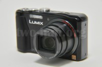 Panasonic LUMIX DMC-TZ30-K・電源ON