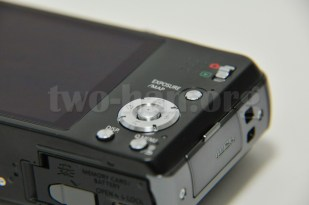 Panasonic LUMIX DMC-TZ30-K・各種設定はこのへんもボタンを使います!