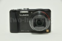 Panasonic LUMIX DMC-TZ30-K・良い顔つき!