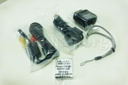 Panasonic HX-WA30・付属品!