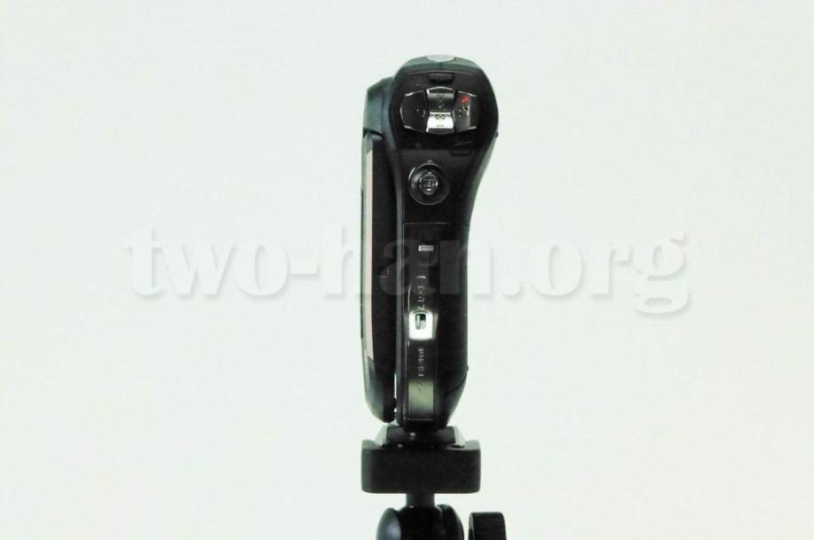 Panasonic HX-WA30・後ろ