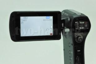 Panasonic HX-WA30・電源ON!