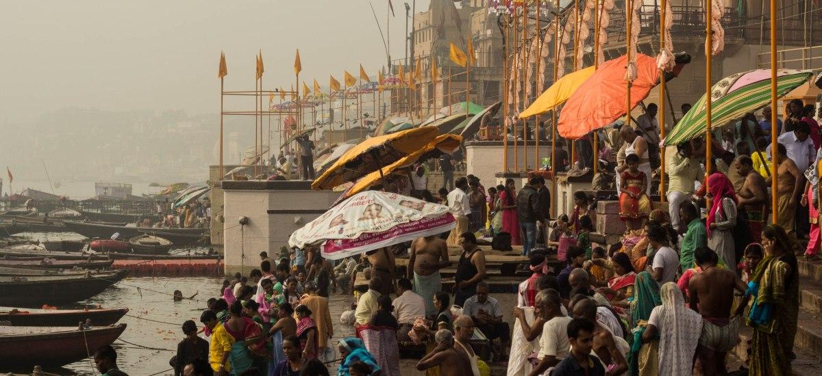 Varanasi: A Photo Essay