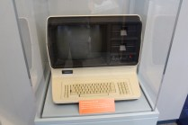 Jimmy and Roz were able to write their memoirs on this state of the art word processor.