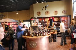 The visitor's center for Four Roses.
