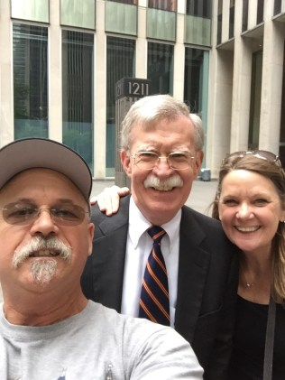 The one and only, Ambassador John Bolton, FOX News contributor.