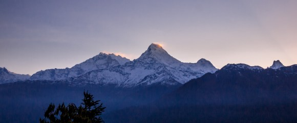 Dhauligiri mountain