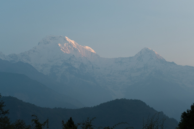 Hiking the Foothills of the Himalayas - The Annapurnas