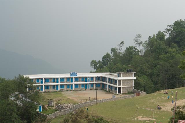 America International School.