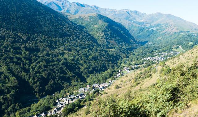 Vallee du Larboust. Cute little village after cute little village.
