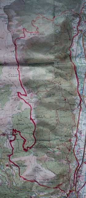 L'Est Loop - GR Pays Tour d'Oueil-Larboust