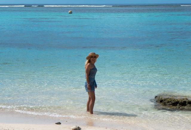 .....tepid ocean temperatures....