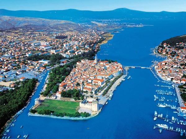 Cruising the Adriatic Sea