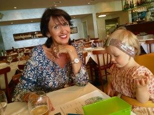 Lunch in Restaurante San Marco Zug