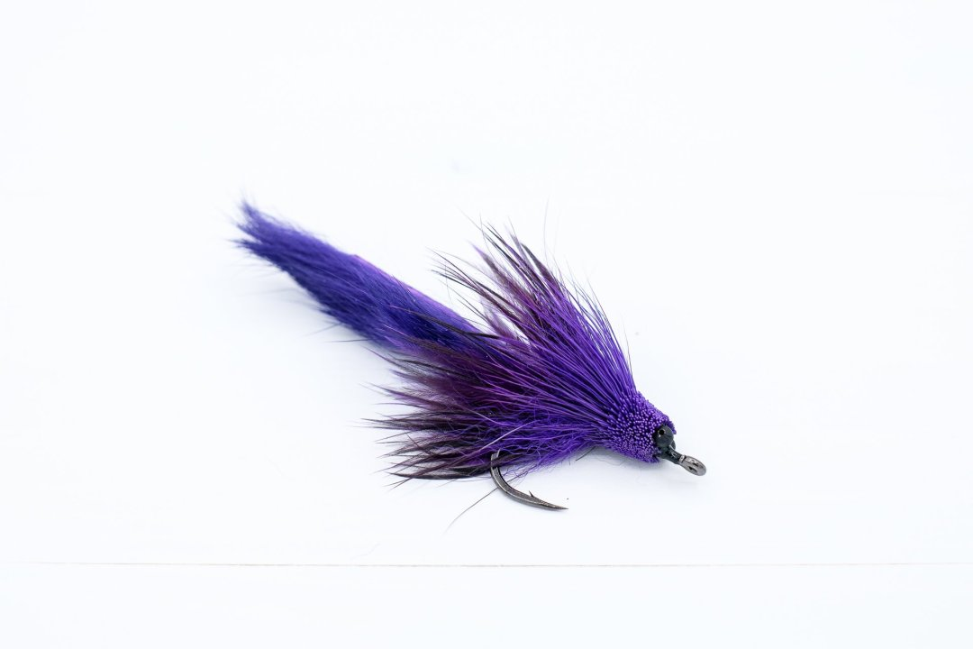 Mouse in Purple