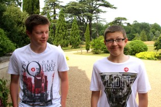 Laurence and William.