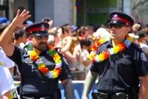 Hot cops.