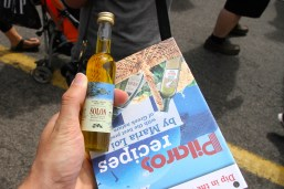 Free olive oil!
