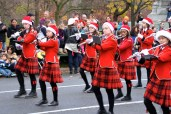 Marching flutes