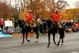 Mounted Mounties