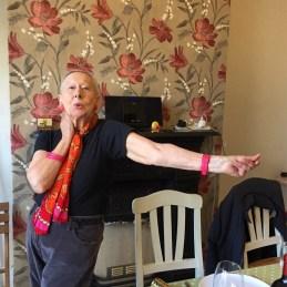 Sheila, the Artist