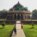 Not Humayun's Tomb