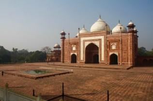 Not the Taj Mahal