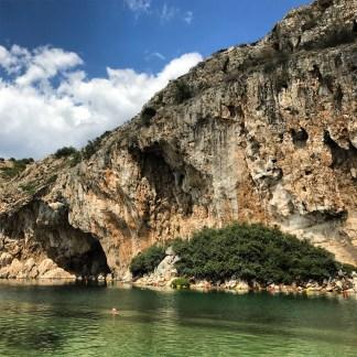 Lake Vougliamenis