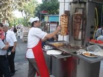 Churrasco turco ou será grego?