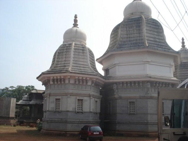 Mahalsa Shree (Templo) dedicado ao deus Vishnu