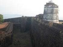 Outra vista do Forte Aguada.
