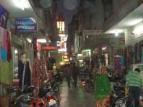 Centro antigo - lojas variadas