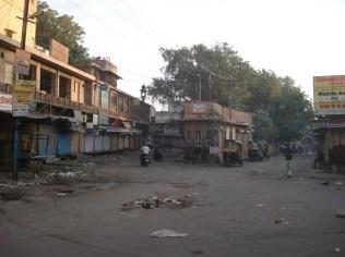 Ruas do Sadar Market
