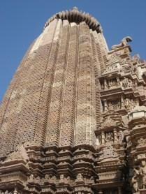 Sanctum do templo, dentro está a divindade