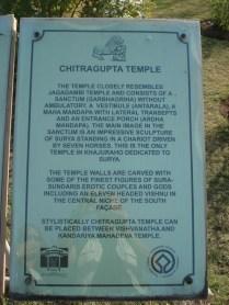 Identificação do Templo Chitragupta