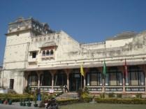 Uma parte do complexo foi convertido em hotel e restaurante do governo.