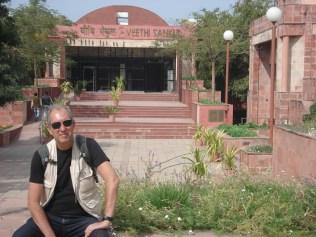 Indira Ghandi Rashtriya Manav Sangrahalaya ou Museu do homem é o melhor lugar para ver a cultura e a vida das 450 tribos que compõem a Índia