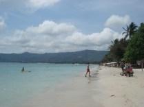 Praia de Chaweng, outra praia de Koh Samui