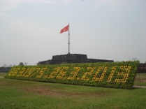 Ficou conhecida quando as forças comunistas hastearam pela primeira vez a bandeira vermelha com a estrela amarela (agora bandeira do Vietnã)